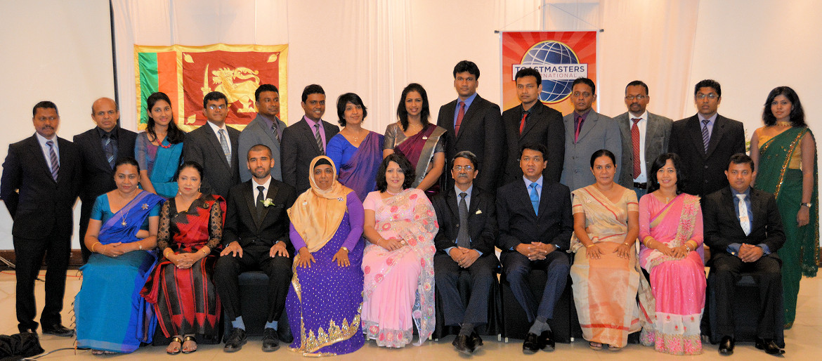 DOWELS Toastmasters Club Installation Ceremony